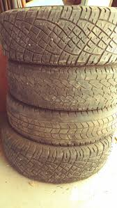 100 Mastercraft Truck Tires 4 Used LT22575r16 Truck Tires All Are Load Range E 10 Ply Various Tread Jamestown ND