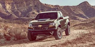 New Chevrolet Colorado Lease And Finance Offers | Kocourek Chevrolet ...