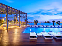 100 W Hotel In Barcelona Spain Top 29 Roof Terraces In 2019 Stunning Rooftop Views