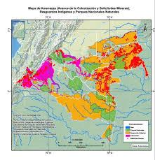 amazonia si e social la reserva minera en la amazonia que el ministro de ambiente aprobó