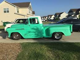 1957 GMC Pickup For Sale | ClassicCars.com | CC-999975 Happy 100th To Gmc Gmcs Ctennial Truck Trend 1957 Pickup For Sale Classiccarscom Cc9975 1958 Gmc For Bgcmassorg Cc Capsule 1956 Dont Judge A By Its Grille Super Rare 12 Ton Big Back Window Factory V8 Napco 1959 Chevy Bigwindow Stepside Shortbed Ca Hotrod Shop Truck S Flickr Dans Garage 100 Show Truck Resto Mod Ncours De Elegance 9300 Cc999867