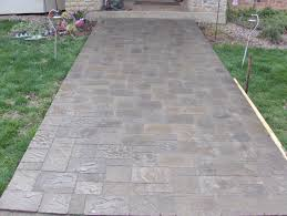 16 X 16 Concrete Patio Pavers by Patio Cool Patio Cushions Stamped Concrete Patio On Lowes Patio