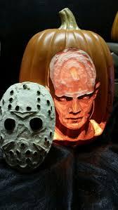 Printable Jason Pumpkin Stencil by 74 Best Pumpkins Carved Images On Pinterest Pumpkins Pumpkin