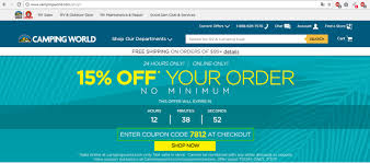 Camping Discount Codes : Best Wholesale