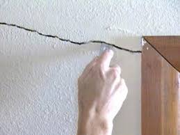 Hairline Cracks In Ceiling Causes by How To Repair Cracks And Holes In Drywall How Tos Diy