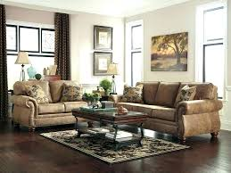 Rustic Chic Living Room Furniture Setup Ideas Fabric Sofa Cream Leather