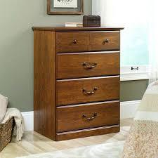 sauder beginnings 4 drawer dresser cinnamon cherry sbpro co
