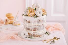 donut torte ganz ohne backen geburtstagstorte rezept