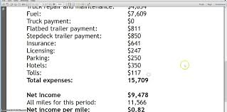 Owner Operator Expense Spreadsheet On Debt Snowball Spreadsheet ...
