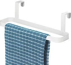 robuster küchentuchhalter für die schranktür handtuchhalter