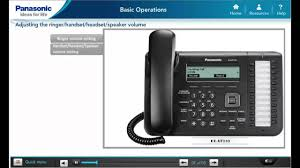 Basic Operations Of Your Panasonic KX-UT133 VoIP Phone - YouTube Panasonic Kxudt131 Sip Dect Cordless Rugged Phone Phones Constant Contact Kxta824 Telephone System Kxtca185 Ip Handset From 11289 Pmc Telecom Kxtgp 550 Quad Ligo How To Use Call Forwarding On Your Voip Or Digital Kxtg785sk 60 5handset Amazoncom Kxtpa50 Communication Solutions Product Image Gallery Kxncp500 Pure Ippbx Platform Lcot4 Kxhdv130 2line