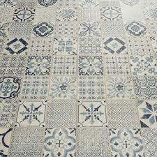 Starfloor Tile Retro Indigo Luxury Vinyl Tiles Carpetright Decorative Floor