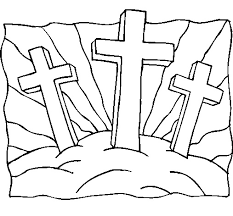Printable Religious Easter Coloring Pages For Kids D2w