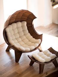 ein stilvoller segment stuhl durch sae rom yoon möbel