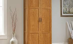 Ameriwood Storage Armoire Cabinet by Wardrobe Ameriwood Wardrobe Storage Closet With Hanging Rod And