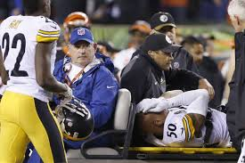 Pittsburgh Steelers Behind The Steel Curtain ryan shazier injury steelers lb back in pittsburgh for more tests
