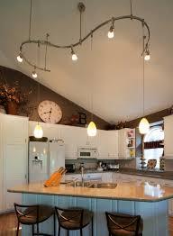 track lighting kitchen sloped ceiling callmejobs