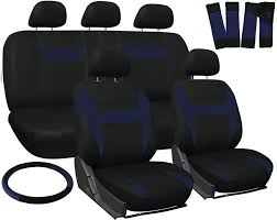Truck Seat Covers For Dodge Ram Blue Black W/ Steering Wheel/Belt ... Truck Seat Covers For Dodge Ram Blue Black W Steering Whebelt Fia 2015 Wrangler Series Realtree Camo Perfect Fit Guaranteed 1 Year Warranty Katzkin Black Leather Int Seat Covers Fit 22017 Dodge Ram Crew Car Suppliers And 2018 New 2500 Truck 149wb 4x4 St At Landers Serving Mega Cab Leather Interior Kit Lherseatscom Youtube 6184574_orig 2013 1500 Max4 Front Row Steelcraft Chr7040tn Tan Radoauto