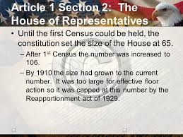 The U S Congress Article e of the Constitution ppt