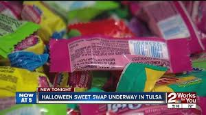 Donate Leftover Halloween Candy To Our Troops by Donate Leftover Halloween Candy For Chance To Win Cash And Help