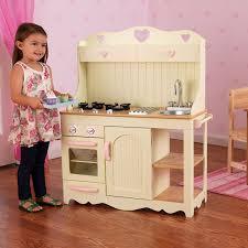 cuisine bois kidkraft test cuisine pour enfant prairie kidkraft 53151 cuisine d