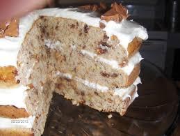Banana Nut Cake With Cream Cheese Frosting Paula Deen Recipe
