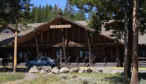 Lake Lodge Cabins in Yellowstone My Yellowstone Park