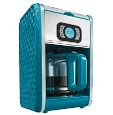 Turquoise Colored Coffee Makers