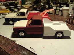 72 Chevy Cooter's Tow Truck - On The Workbench: Pickups, Vans, SUVs ...