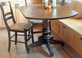 small rectangular pedestal kitchen table Archives Kitchen Table