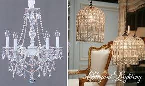 French Country & Shabby Chic Lighting Lamps Chandeliers