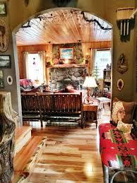 A Rustic Style Cabin In Oregon