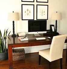 Re Purpose A Dining Room Table Into Desk