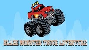 Blaze Monster Truck Adventure 7.0 APK Download - Android Adventure Games
