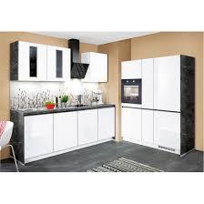küche uv lack weiß hochglanz ca 245 150 cm