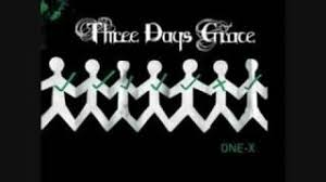 This Is Not A Home Three Days Grace