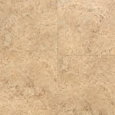 COREtec Plus Tile Amalfi Beige 50LVT101 WPC Vinyl Flooring