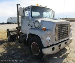 1974 Ford 9000 Semi Truck | Item DC8283 | SOLD! March 6 Gove... Approx 1980 Ford 9000 Diesel Truck Ford L9000 Dump Truck Youtube For Sale Single Axle Picker 1978 Ta Grain 1986 Semi Tractor Cl9000 1971 Dump Truck Item L4755 Sold May 12 Constr Ltl Real Trucks Pinterest Trucks And Hoods Lnt Louisville A L Flickr Tandem Axle The Dalles Or