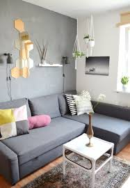 unser wohnzimmer kupfer akzente orientteppich und ein