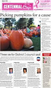 Chatfield Pumpkin Patch Littleton Co by Centennial Citizen 1016 By Colorado Community Media Issuu
