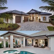 100 Home Architecture Designs Plan 66342WE 3 Bed Beauty With 2 Lanai Building Dream House 2018