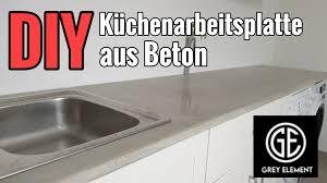 diy küchenarbeitsplatte aus beton baue dir deine