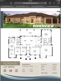 100 Riverview House Kurmond Homes 35 In 2019 Family House Plans