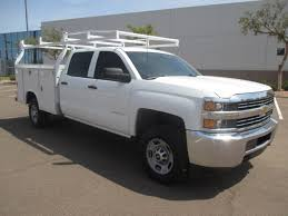100 Used Chevy Truck For Sale USED 2015 CHEVROLET SILVERADO 2500HD SERVICE UTILITY TRUCK