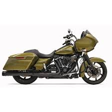 Vance And Hines Dresser Duals Black by Harley Davidson Touring Exhausts Custom U0026 Performance Systems