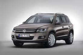 2012 Volkswagen Tiguan Overview