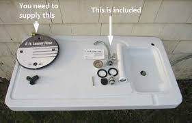 Fish Cleaning Table With Sink Bass Pro by Folding Garden Table With Sink