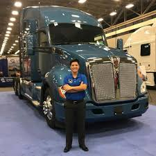 100 Crowley Trucking Woman And National Guard Member Needs Your Vote