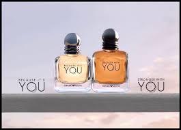 eau de toilette toilet water because it s you eau de parfum femme stronger with you eau