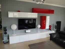chambre avec meuble blanc meuble tv avec rangement chambre urbantrott com